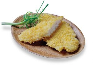 Breaded Pangasius fillet