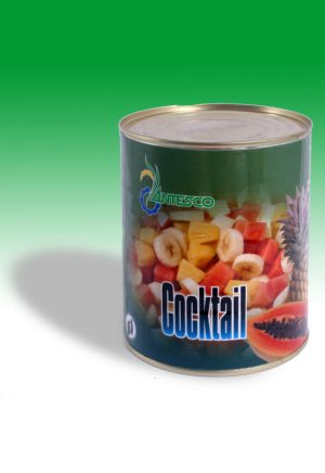 Canned Tropical Fruit Salad