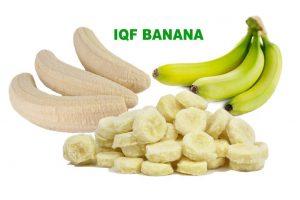 IQF Banana