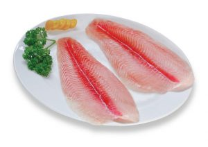 UNTRIMMED, CO TREATED PANGASIUS FILLET