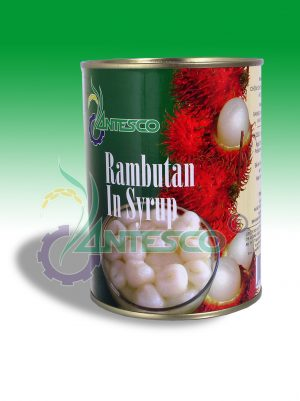Canned Rambutan without seed