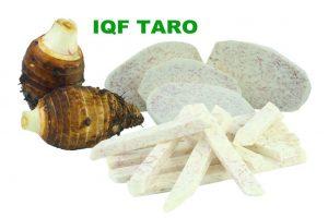 IQF Taro