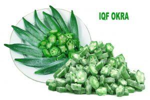 IQF Okra
