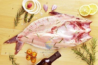 Pangasius butterfly cut